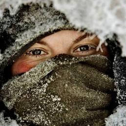 Team VOM: Sigrid Ekran, hundekjører
